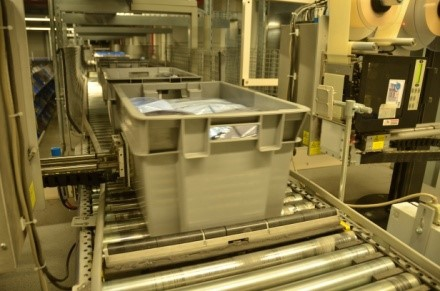 Schoeller Allibert optimises processes for apparel company Peek & Cloppenburg Stack&nest containers replace cardboard